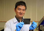 Delivering painkillers faster with microneedle patch