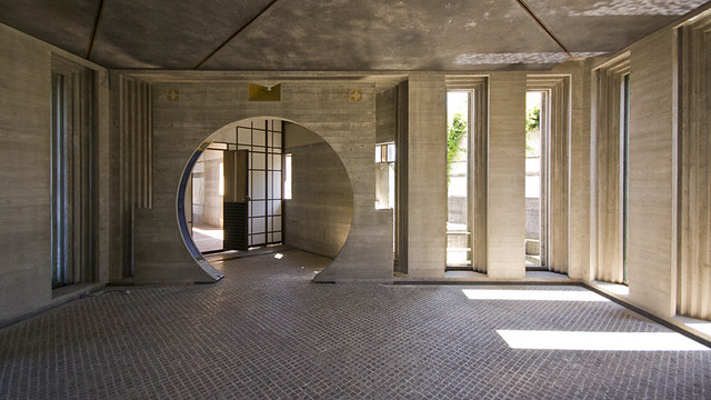 Carlo Scarpa - Tomba Brion