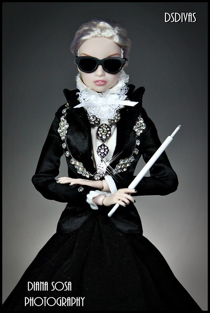 Lagerfeld girl