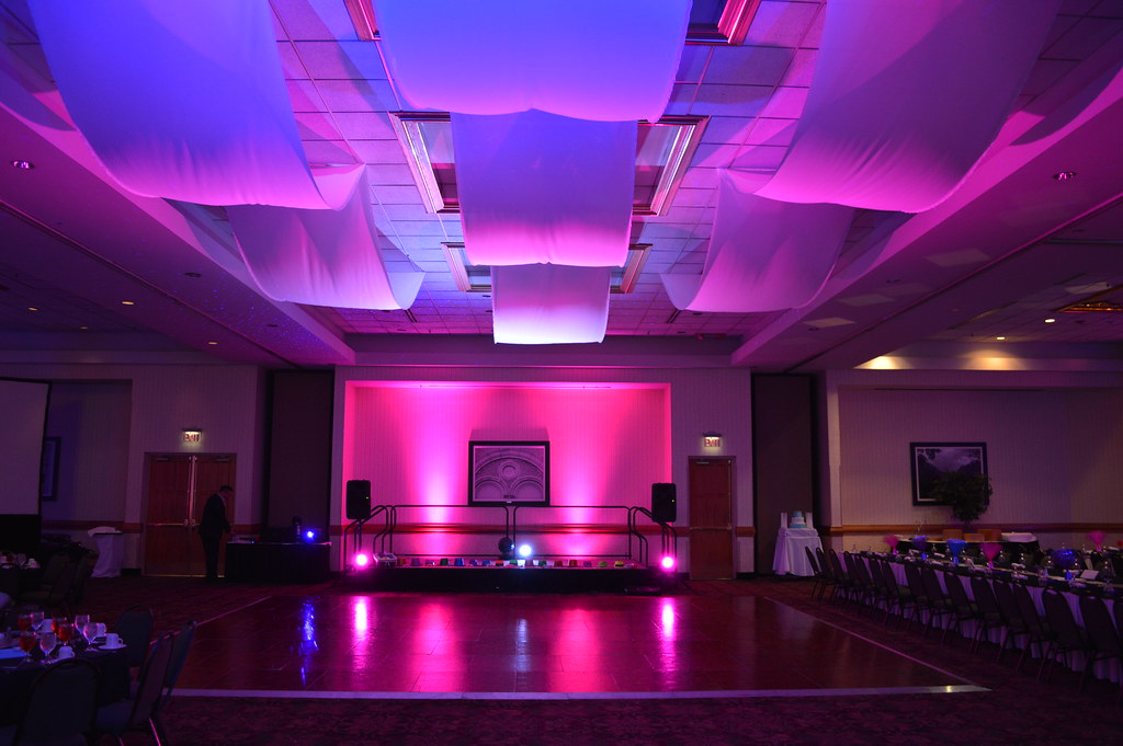 Lighting Design K2 Productions Events North Carolina