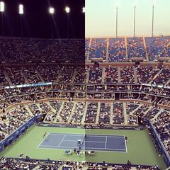 #SerenaWilliams vs. #RogerFederer