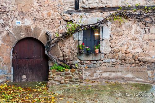 SPAIN - La Rioja - Pradillo en Cameros