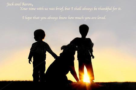 Jack, Aaron and Clara