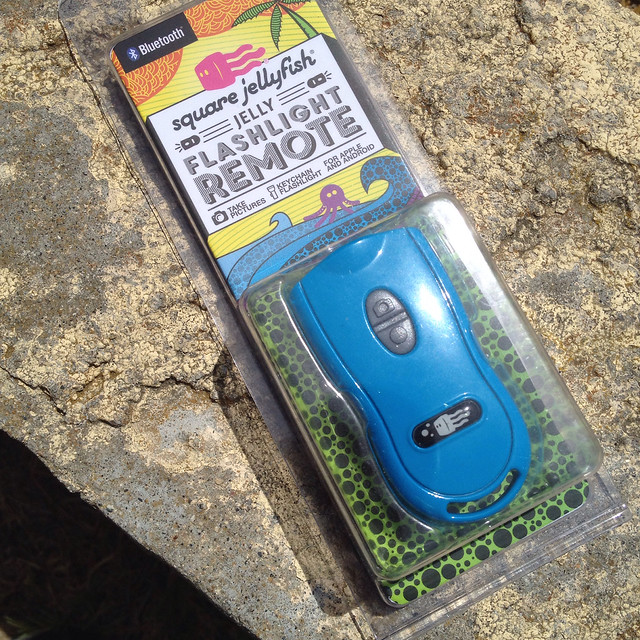 Jelly Flashlight Remote
