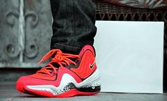 2013 Nike Crimson Penny V