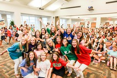 Auburn University Panhellenic attains national recognition during record-breaking recruitment
