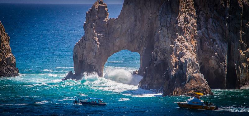 2014 - Mexico - Cabo San Lucas - Holy Rock!