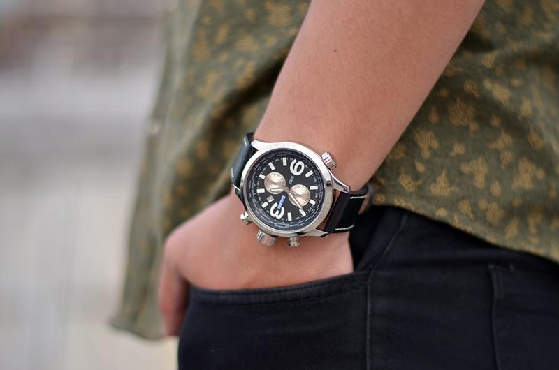 Joseph Cham Galaxy watch