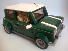 LEGO Creator, Expert - MINI Cooper