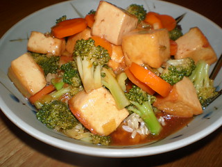 Better-Than-Takeout Tofu Stir-Fry