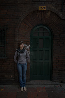 Lena in Bogotá