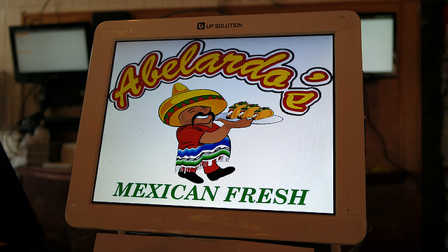 iBelardos at Abelardos Mexican Restaurant in Des Moines, Iowa