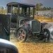 Old car at Bryce Canyon