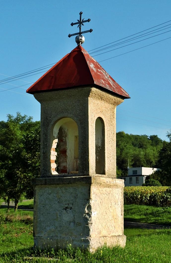 Kaplnka pri cintoríne