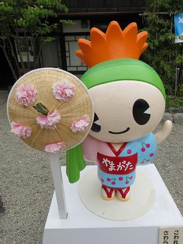 Yamagata mascot