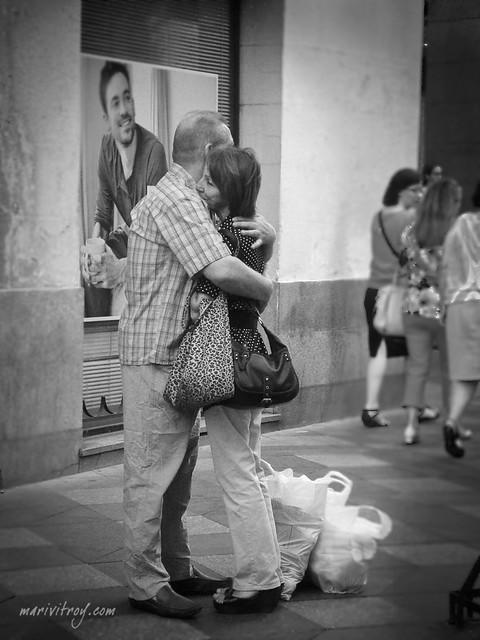 No te vayas..   [Street Madrid]