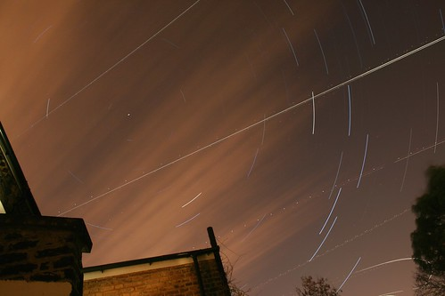 Star trails - Sidereal day calculation