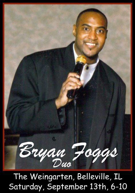 Bryan Foggs Duo 9-13-14