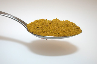 07 - Zutat Curry / Ingredient curry