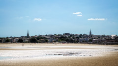 Ryde, from the Beach