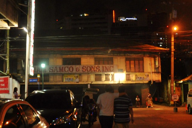 West Binondo