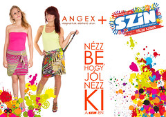 ANGEX - Facebook Event Cover, SZIN