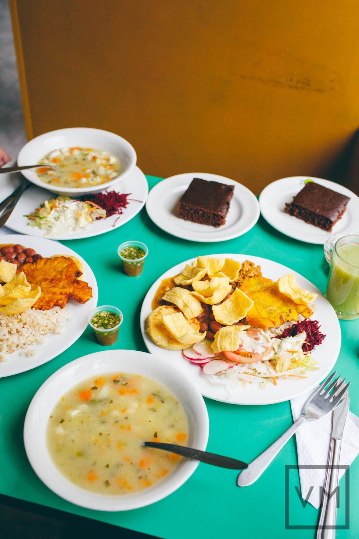 Vegan Colombian Food