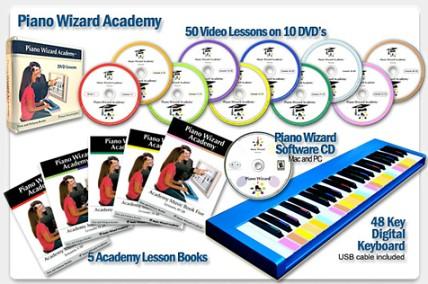 Piano Wizard Academy