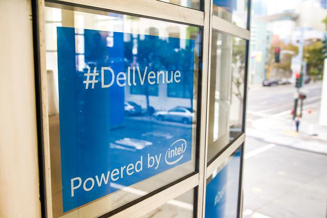 #DellVenue Social Business Think Tank