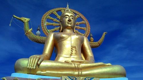 Koh Samui Bigbuddha Temple