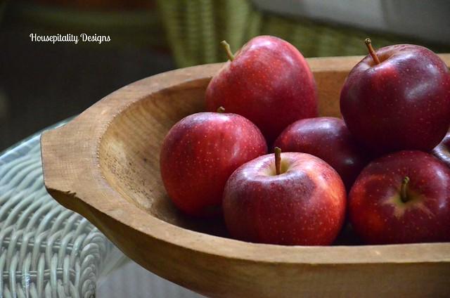 A Dough Bowl of Apples-Housepitality Designs