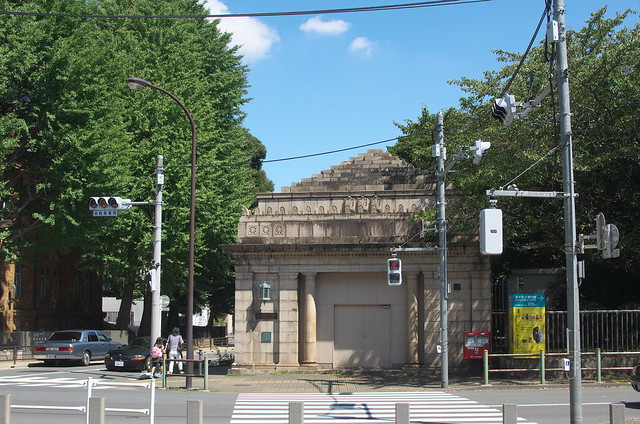 Tokyo Train Story 京成本線旧博物館動物園駅 2014年9月14日