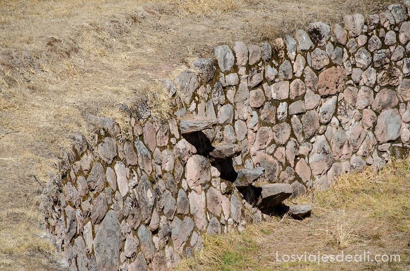 Moray en el valle sagrado de los incas