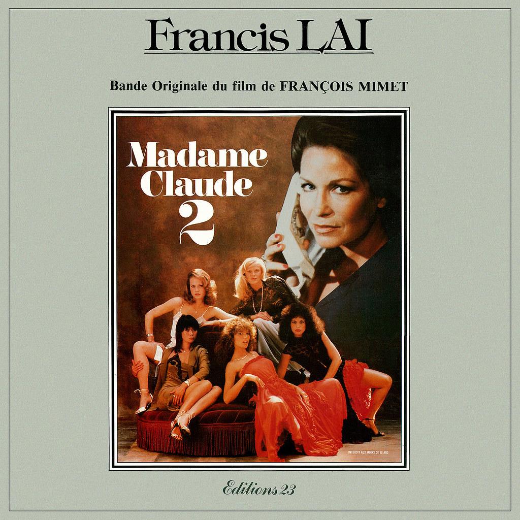 Francis Lai - Madame Claude 2