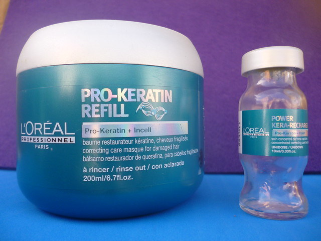 Review : Pro Keratin Refill e Power  Kera Recharge L'oréal