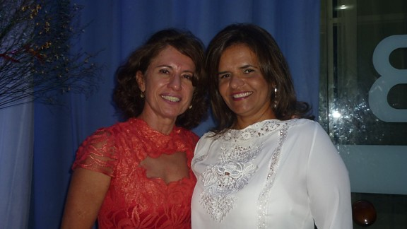 Darenice Dantas e Ana Elvira Alho