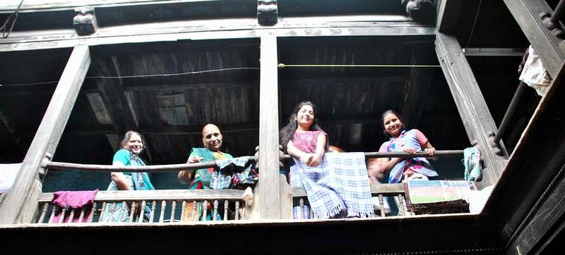94 Mahdhya Pradesh, amigos de Dhar