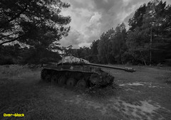 Lost Panzer