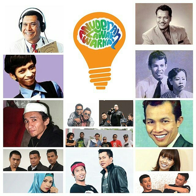 Pada malam ini, Budiey akan buat liputan di Anugerah Lawak Warna yg akan diadakan di Teater Selangor, Shah Alam. Jangan lupa utk mengikuti #LiveUpdate dari Budiey di Instagram, Twitter, Facebook, Budiey.com & Youtube Channel www.youtube.com/budiey27   Sel