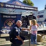 2014 Valleyfest and Spokane Valley Fire Department