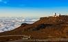 The summit of Haleakala Volcano in Maui.
