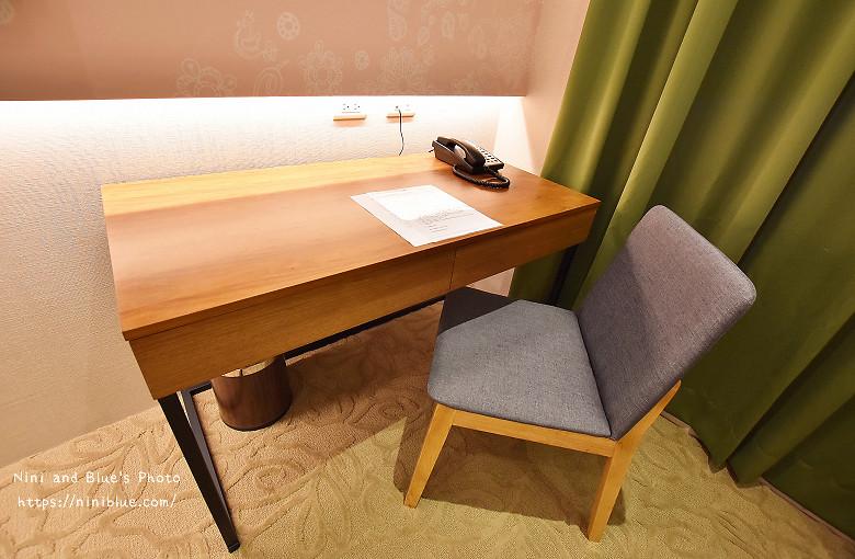 台中住宿愛麗絲飯店 Aeris  Hotel09