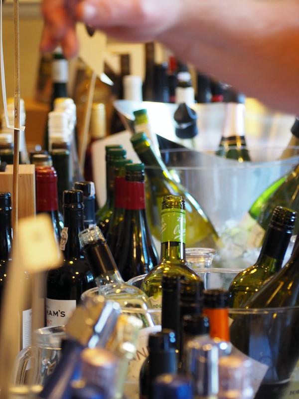 Fareham Wine Cellar Portfolio Wine Tasting 2016
