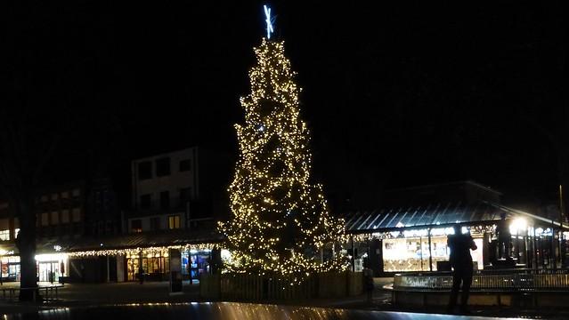 Eastleigh Christmas lights, Panasonic DMC-TZ35