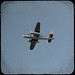 A Mitchell B-25 flew over my house this weekend by quigley_brown (Jim Hamann)