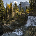 Autumn River Running by GlacierNPS
