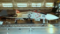 McDonnell F-4S-44-MC Phantom II in Udvar-Hazy Center