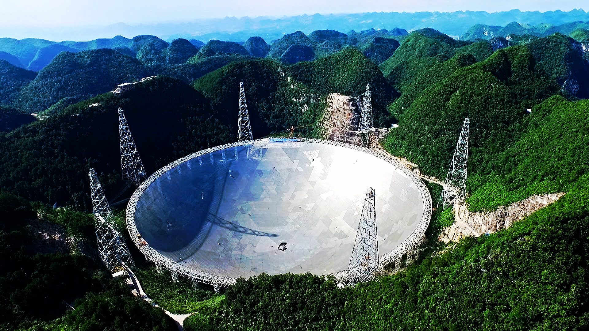 Five hundred meter Aperture Spherical Telescope (五百米口径球面射电望远镜) - China 20