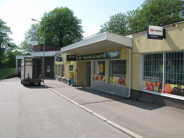 Tempo grocery , Sofiagatan, Canon POWERSHOT G9