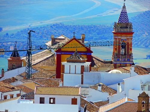 <Parroquia San Sebastián> Cañete la Real (Málaga)